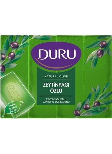 Duru Duru Natural Olive Zeytinyağlı Banyo Sabunu 600 gr Renksiz